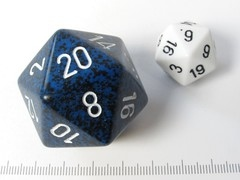 34 mm 20-zijdig, Speckled Stealth