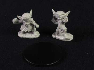 Deep Cuts - Female Goblin Alchemist