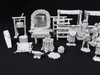 Deepcuts Miniatures - Townspeople & Accessories