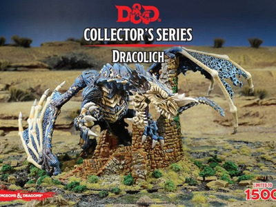 D&D Collector's Series - Dracolich