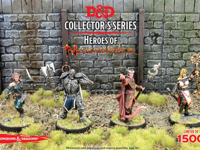 D&D Collector's Series - Heroes of Neverwinter