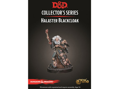 D&D Waterdeep Dragon Heist - Halaster Blackcloak