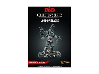 D&D Collector's Series - Lord of Blades