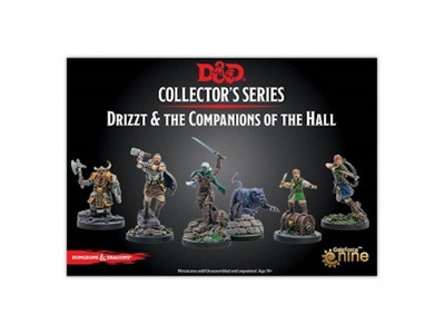 The Legend of Drizzt, Companions of the Hall - D&D Collector's Series