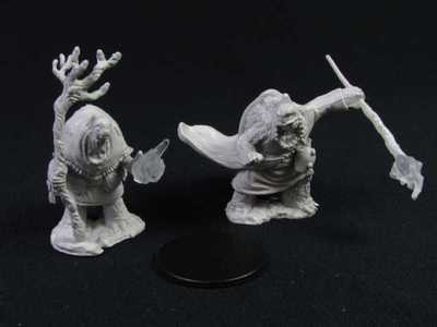 Nolzurs Marvelous Miniatures - Tortles Adventurers