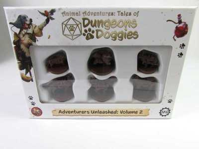 Animal Adventures: Tales of Dungeons and Doggies Volume 2