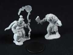 WizKids Deep Cuts  - Bugbears - Shaman and fighter