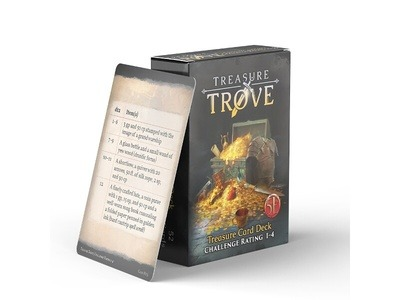 5e Treasure Trove CR 1-4 - Nord Games