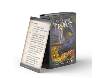 5e Treasure Trove CR 17-20 - Nord Games