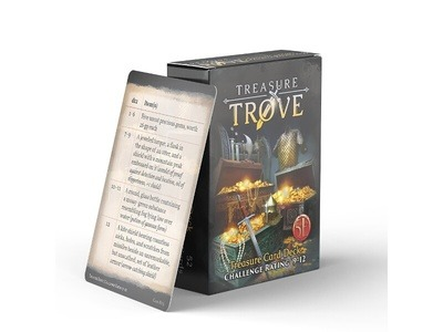 5e Treasure Trove CR 9-12 - Nord Games