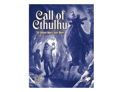 Call of Cthulhu 7th Edition - Quick Start
