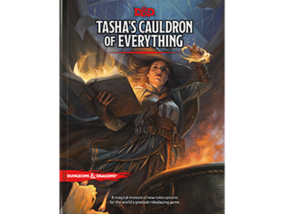 Preorder - D&D Tasha's Cauldron of Everything