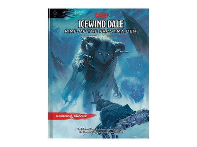 D&D Icewind Dale, Rime of the Frostmaiden