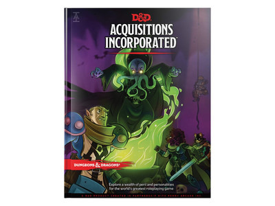 Dungeons and Dragons - Acquisitions Incorporated