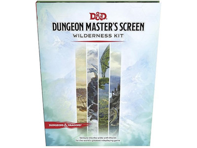 Dungeon Master's Screen - Wilderness Kit