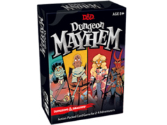 D&D - Dungeon Mayhem - card game