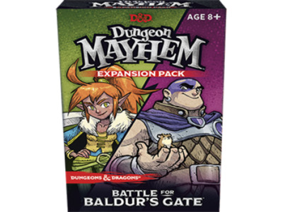 D&D - Dungeon Mayhem Expansion Pack - Battle for Baldur's Gate