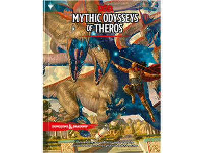 Preorder - D&D Mythic Odysseys of Theros