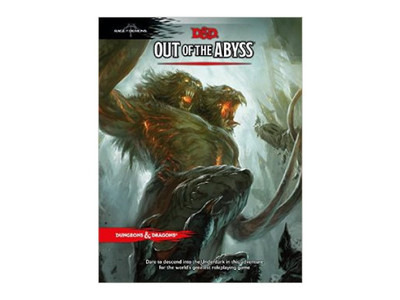 D&D - Out of the Abyss