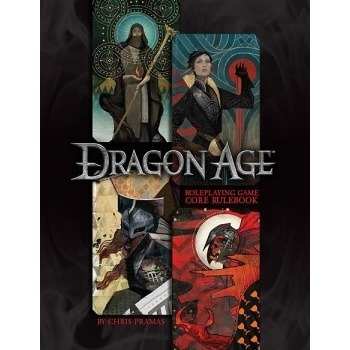 Dragon Age RPG - Core Rulebook