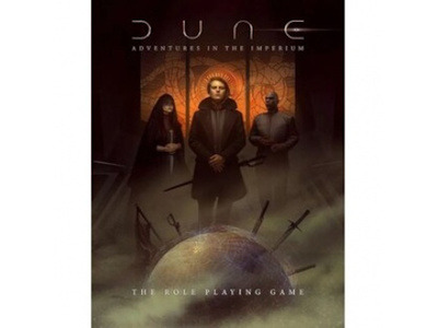Preorder: Dune RPG - Adventures in the Imperium, core rulebook