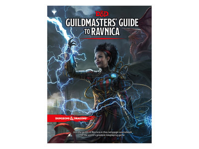D&D - Guildmasters Guide to Ravnica