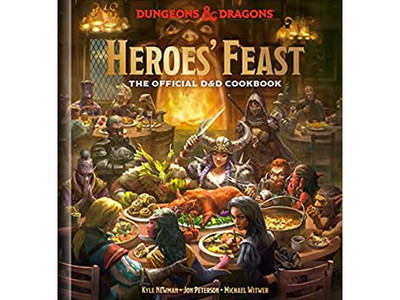 Preorder - Heroes' Feast - the official D&D Cookbook