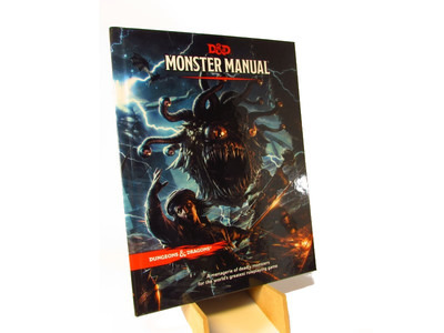Monster Manual - Dungeons & Dragons 5e