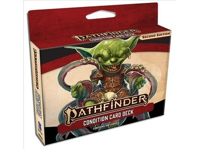 Pathfinder 2E - Condition Card Deck (EN)