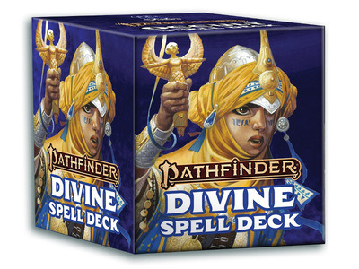 Pathfinder 2nd Edition - Spell Cards: Divine