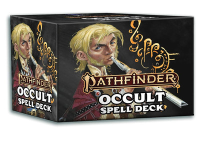 Pathfinder 2nd Edition - Spell Cards: Occult