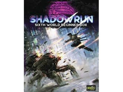 Shadowrun Sixth World - Beginner Box