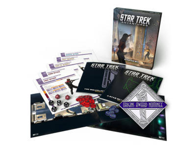 Star Trek Adventures: Starterset