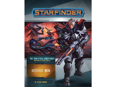 Starfinder - The Threefold Conspiracy: Deceiver's Moon