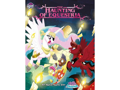 Tails of Equestria - The Haunting of Equestria