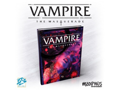 Vampire the Masquerade 5e - Core Rulebook