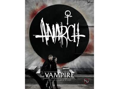 Vampire the Masquerade 5e - uitbreiding - Anarch