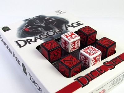 Dragon Age dice set