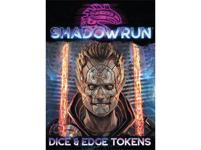 Shadowrun Sixth World - Dice and Tokens set