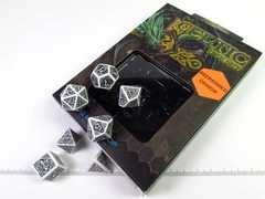 Celtic polydice set - wit