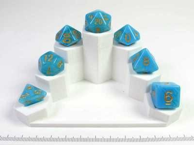 Cult of the Djinn polydice set