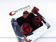 Cypher System dice set