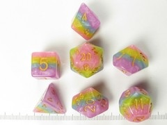 Lollipop Strata Polydice set