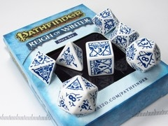 Pathfinder: Reign of Winter polydice set