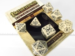 Pathfinder: Rise of the Runelords polydice set