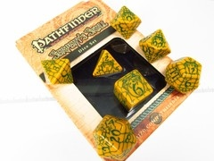 Pathfinder: Serpent's Skull polydice set