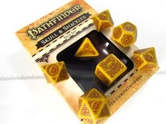 Pathfinder: Skull & Shackles polydice set