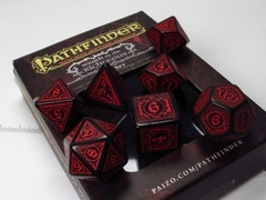 Pathfinder: Wrath of the Righteous polydice set