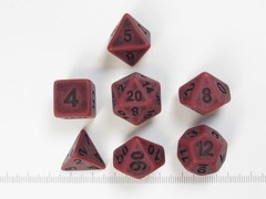 Polydice set Ancient Cinnabar