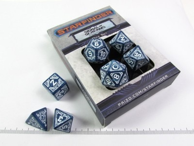 Starfinder: Signal of Screams polydice set